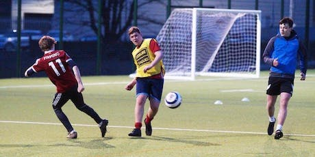 Leisure Leagues 6 a side football leagues in Rotherham tickets