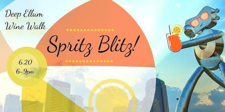 Deep Ellum Wine Walk: Spritz Blitz tickets