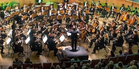 Symphony Orchestra, Mahler Symphony No. 5 tickets