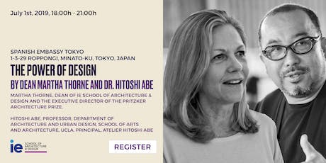 The Power of Design- Tokyo tickets