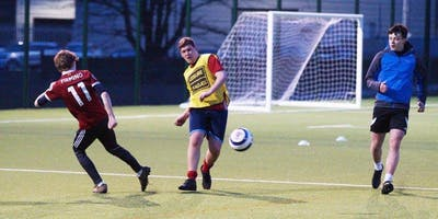 Leisure Leagues 6 a side football leagues in Doncaster!