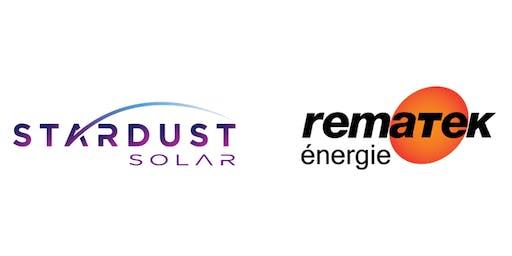 Formation sur l'installation de panneaux solaires