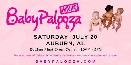 Babypalooza Baby & Maternity Expo - Auburn & Opelika, AL tickets
