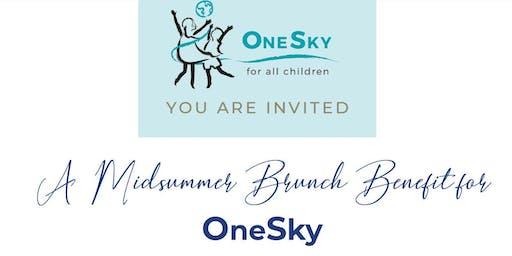 2019 Midsummer Brunch Benefit for OneSky