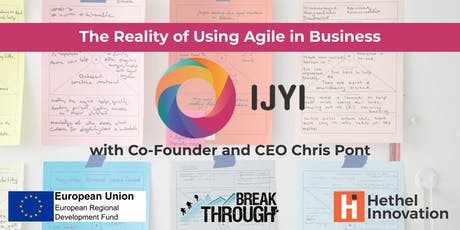 The Reality of Using Agile in Business tickets