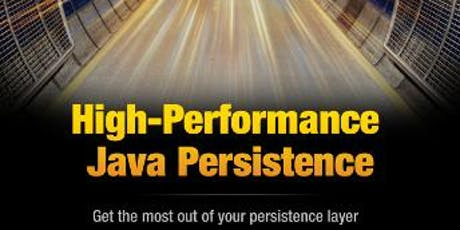 Zero to Hero Trainings Series: High Performance Java Persistence with Vlad MIHALCEA Tickets