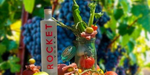 Carson Valley 4th Annual Rocket Vodka Bloody Mary Contest