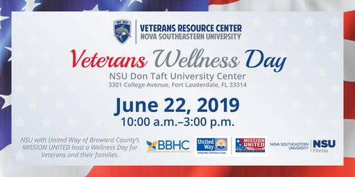 Veterans Wellness Day: Free Yoga Class with NSU's RecPlex