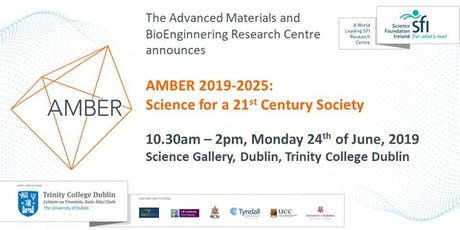 AMBER 2019-2025: Science for 21st Century Society tickets