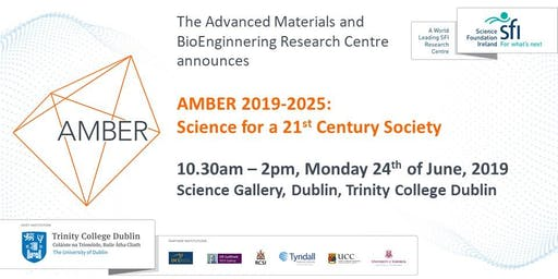 AMBER 2019-2025: Science for 21st Century Society