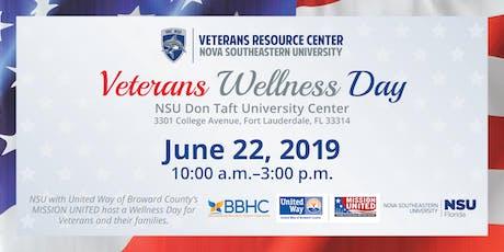Veterans Wellness Day tickets