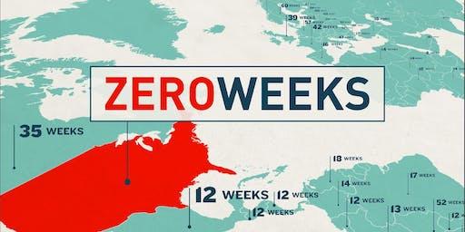 Zero Weeks Film Screening & Discussion - Fort Wayne