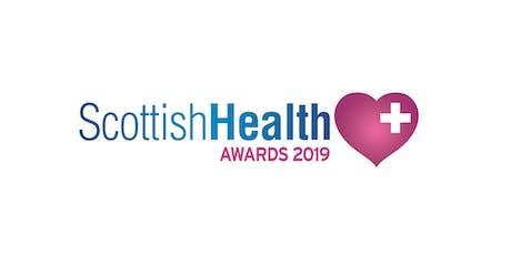 Scottish Health Awards 2019 tickets