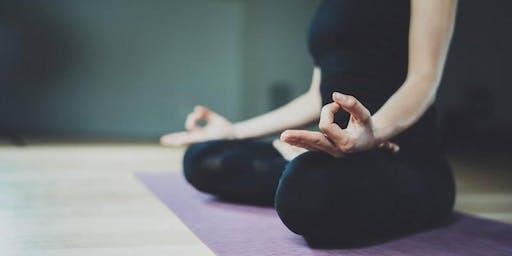 Meditationsworkshop auf Spendenbasis am 7. September 2019