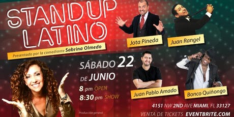 STAND UP LATINO tickets