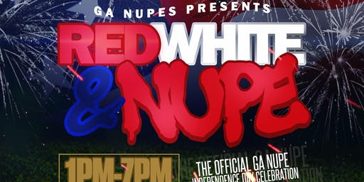 Red, White, & Nupe