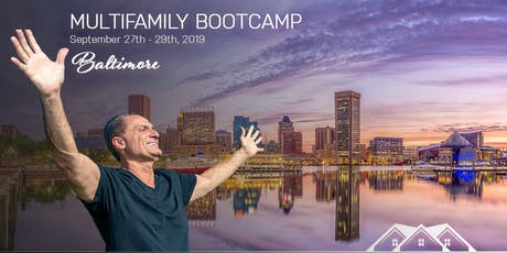 Multifamily Bootcamp with Rod Khleif -  Baltimore tickets