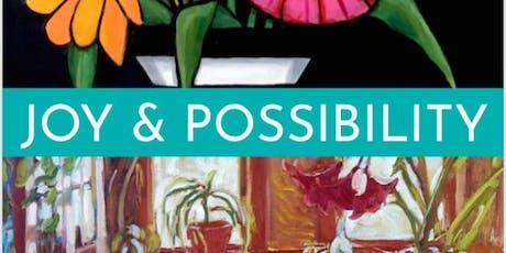 Joy & Possibility, an Art Exhibit tickets