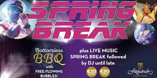 SPRING BREAK 80's Band
