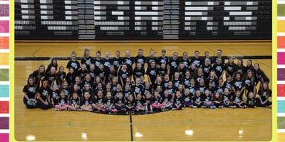 SL East Varsity Pom Camp-Summer 2019