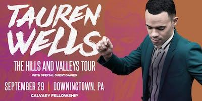 Volunteer Sign Up - Tauren Wells - Downingtown, PA - 9/29/19