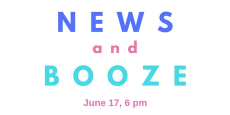 News & Booze #17 Movement building through video-making tickets