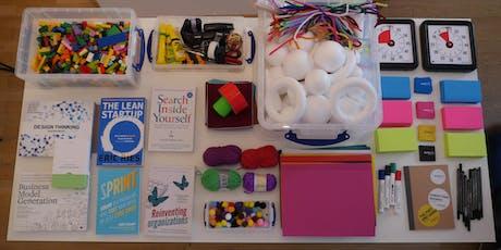Design Thinking Seminar (2-tägig) tickets