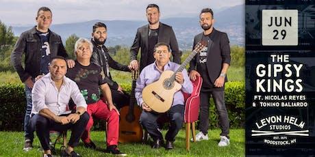The Gipsy Kings featuring Nicolas Reyes  and Tonino Baliardo tickets