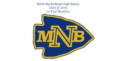 North Myrtle Beach High School Class of '09 Reunion
