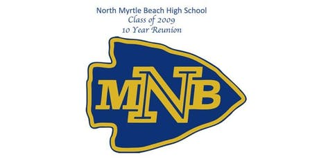 North Myrtle Beach High School Class of '09 Reunion tickets