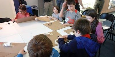 "Dahlgren Heritage Museum STEM Activity - ""Squishy Circuits"""