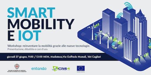 Smart mobility e IoT: un workshop dedicato alle opportunità delle smart city