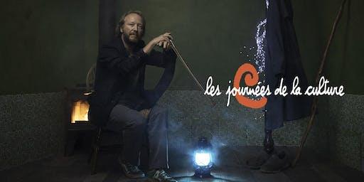 Simon Gauthier - Atelier sur le conte