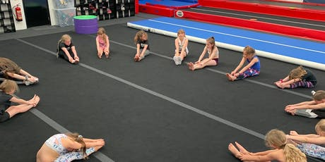 Dance & Tumble Camp - Friday 16th August. 11:30-2:00 Age 7-11 tickets