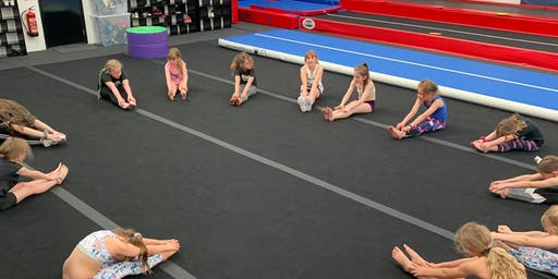 Dance & Tumble Camp - Friday 16th August. 11:30-2:00 Age 7-11