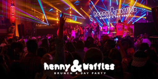 HENNY&WAFFLES TORONTO | CARIBANA WEEKEND| AUGUST 4 | CUBE