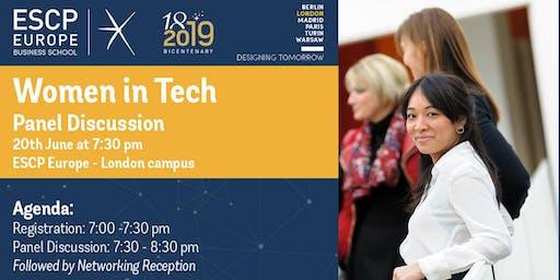 Women in Tech - Networking Talk