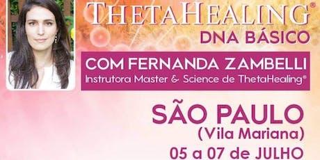 Curso DNA Básico - THETAHEALING ingressos