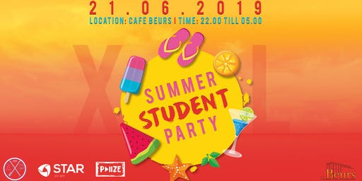 Summer Student Party XL