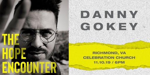 Volunteer Sign Up - Danny Gokey - Richmond, VA - 11/9/19