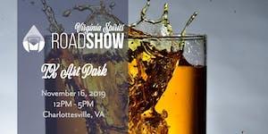 Virginia Craft Spirits Roadshow: Charlottesville (at...