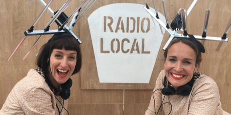 I Heart Thursdays: Radio Local with Hunt & Darton tickets