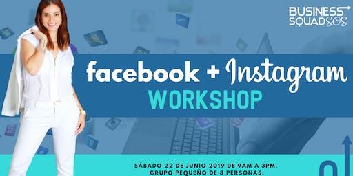 Facebook + Instagram Workshop