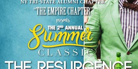 Cheyney Summer Classic: The Resurgence 2019  tickets