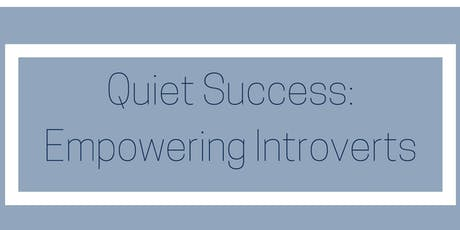 Being a Successful Introvert in Real Estate tickets