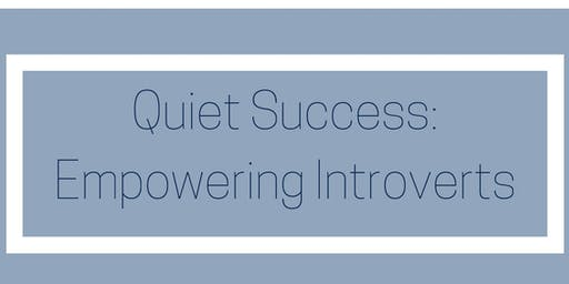 Being a Successful Introvert in Real Estate