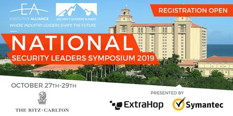 Executive Alliance's National Security Leaders Symposium 2019 tickets