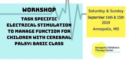 Pediatric Electrical Stimulation Basic Course
