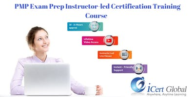 PMP® Exam Prep Instructor-Led Certification Training Course in New York, NY, USA