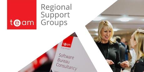 Regional Support Groups 2019 - Durham 8 October tickets